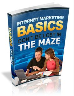 Internet Marketing Basics -   In its most basic form internet marketing involves driving traffic to a website and getting an action, such as a person on your email list or getting an action such as a sale.