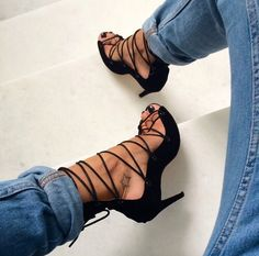 #shoes #heels #black