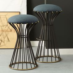 Adelphi Bar + Counter Stool | west elm