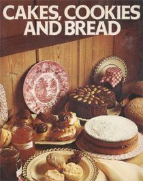 Cakes, Cookies And Bread - Jennie Reekie in spuddled's Book Collector Connect collection