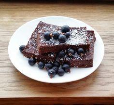 Chocolate brownies 👌 #brownies -  cake Food Pyramid, Chocolate Brownies, Waffles, Healthy Lifestyle, Breakfast, Cake, Chocolate Chip Brownies, Breakfast Cafe, Pie Cake