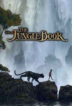 El Libro de la Selva: primeras imágenes con Scarlett Johansson y Bill Murray
