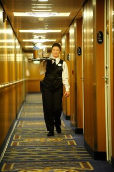 Disney Cruise Line - room service