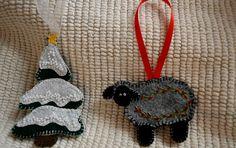 Temas de Arte: 2013 Adornos de Navidad - Parte 1