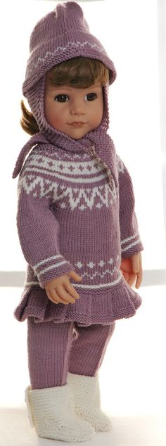 108 Best Knit Doll Clothes Images In 2020 Doll Clothes