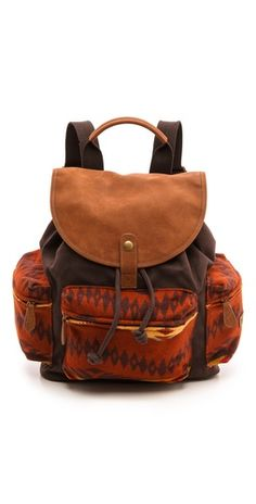 Pendleton, The Portland Collection Multnomah Backpack |SHOPBOP | Save up to 30% Use Code BIGEVENT14