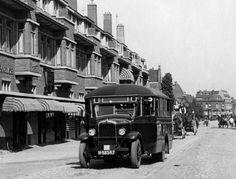 Rotterdam - Kleiweg,  1928