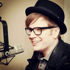 Happy Birthday Patrick Stump!!!!! Whare did the party go( so I can come and give you a hug?