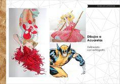 Echa un vistazo a este proyecto @Behance: \u201cInstituto - Dibujos a acuarela\u201d https://www.behance.net/gallery/51819669/Instituto-Dibujos-a-acuarela