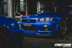 Nissan #Skyline #R34