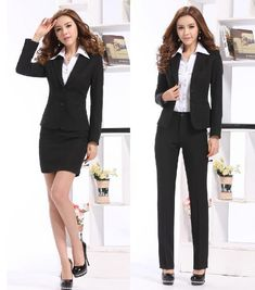 Aliexpress.com : Buy New Style 2015 Spring Fashion Female Skirt Suits for Women Business Suits Blazers Formal Workwear Sets Ladies Slim Elegant from Reliable skirt fringe suppliers on 24Buy Online Store | Alibaba Group