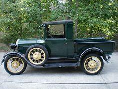 Ford : Model A Basic 1929 Ford Model A Pickup, Fam - http://www.legendaryfinds.com/ford-model-a-basic-1929-ford-model-a-pickup-fam/