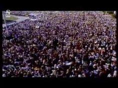 """João Paulo II no Brasil e a música """"A bênção João de Deus"""""""