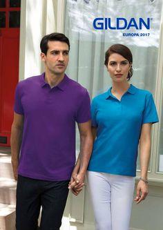 Werbetextilien Gildan, textile Werbemittel