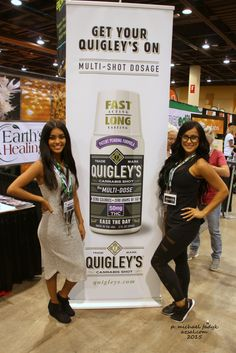 Meet The Q Girls! Get your Quigley's on and Ease The Day!