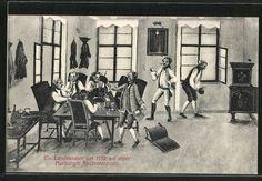 studentische Szenen | Studentica | Seite 6 | Alte Ansichtskarten / Postkarten