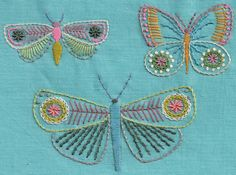 Downloadable pattern for Hand Embroidery