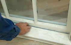 This Old House general contractor Tom Silva shows how to save money and stay warm by plugging up energy-wasting gaps, holes and cracks