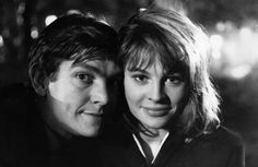Tom Courtenay & Julie Christie in Billy Liar (1963)