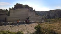Parco Scultura La Palomba - #Matera #rtb #bicicletta #bicycle #ciclismo #cycling