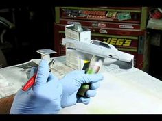 The Art of Airbrushing Show Quality Model Cars with Donn Yost (Extended Preview of the 90min DVD) - YouTube