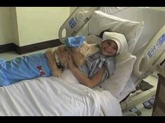 More commitment to prevention & early detection is desperately needed to complement improved cancer treatments & address alarming rise in new cases -14 million to 22 million worldwide. But for children, best therapy & bedside manner may come from furry, empathetic friend.