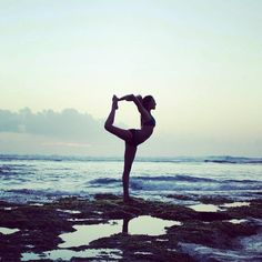 Beautiful #yoga #nature