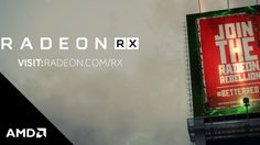 AMD just started its