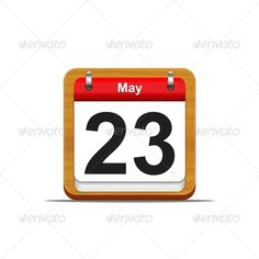 Realistic Graphic DOWNLOAD (.ai, .psd) :: http://realistic-graphics.top/pinterest-itmid-1007035296i.html ... May 23. ...  calendar, date, day, day 23, illustration, isolated, may, may 23, month, planning, wood, year  ... Realistic Photo Graphic Print Obejct Business Web Elements Illustration Design Templates ... DOWNLOAD :: http://realistic-graphics.top/pinterest-itmid-1007035296i.html