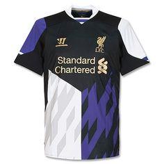 Camiseta del Liverpool 2013-2014 3era