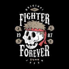 Fighter Forever Ryu Street Fighter