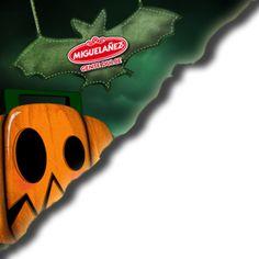 Descubre Halloween con Migueláñez.