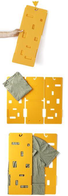 Tshirt Folder - need! #productdesign