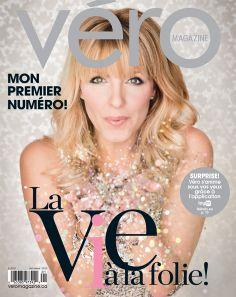 TC Media dévoile son tout nouveau magazine VÉRO   Véronique Cloutier