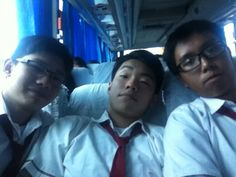 Oct 16 2013 in the bus to Bandung