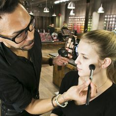 Getting a flawless makeup look means you have to master the basics first. MAC senior makeup artist Romero Jennings shares the essential steps to perfecting your complexion so you have the ideal base for creating any makeup look. Click through to see his step-by-step guide.