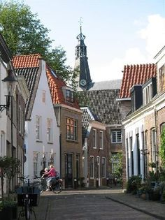 Weesp, The Netherlands- this is where my aunt & uncle live <3