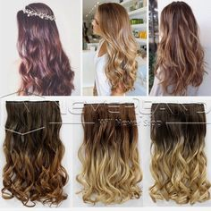 24″ 60cm Curly Wavy Hair Extention 3/4 Full Head Clip in Hair Extensions Curly Ombre Hairpiece 6 Color Free Shipping B40   http://www.dealofthedaytips.com/products/24-60cm-curly-wavy-hair-extention-34-full-head-clip-in-hair-extensions-curly-ombre-hairpiece-6-color-free-shipping-b40/