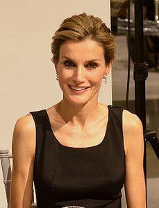 Letizia Ortiz  Regina consorte di Spagna