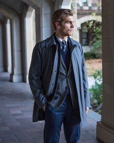Brooks Brothers x Man of Style   #TheOxfordProject
