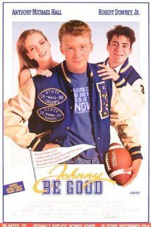 Johnny Be Good (1988) One of my absolute faves growing up..