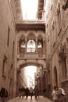 """The Gothic Quarter is the main setting of the world famous novel by Carlos Ruiz Zafon, """"The Shadow of the Wind"""". Walking tours and guide books are available, and you can walk through the streets and see some of the locations mentioned throughout the novel, as well as some of Zafon's other works (The Angel's Game, The Prisoner of Heaven)."""