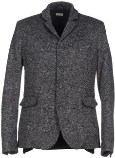$192, Paolo Pecora Blazers. Sold by yoox.com. Click for more info: https://lookastic.com/men/shop_items/292561/redirect