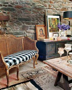 La casa perfecta (nº 24) · The perfect home (#24) - Vintage & Chic. Pequeñas…