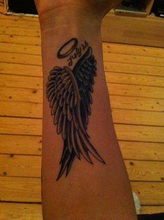 Memorial tat for My sister ❤rip