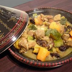 Lecture d'un message - mail Orange Arabian Food, Tagine Recipes, Pasta, Potato Salad, Cauliflower, Beef, Chicken, Vegetables, Ethnic Recipes