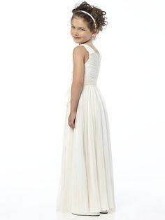 2a7508801ab Dessy FL4033 Flower Girl Dress
