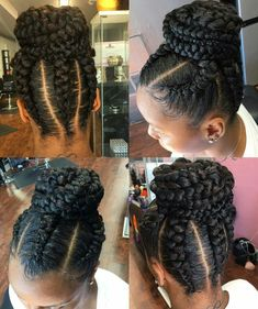 61 Totally Chic And Colorful Box Braids Hairstyles To Wear! 61 Totally Chic And Colorful Box Braids Hairstyles To Wear! Box Braids Hairstyles, Braided Hairstyles For Teens, Teen Hairstyles, Ponytail Hairstyles Black Hair, Black Hairstyle, Goddess Hairstyles, Hairstyles Videos, African Hairstyles, Wedding Hairstyles