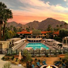 Heading to Coachella out in Indio, California? Stay at the nearby Miramonte Resort & Spa
