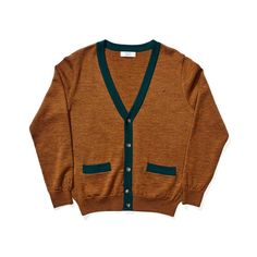 Camel Homebody Cardigan